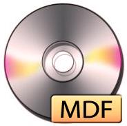 Как открыть MDF или MDS файл?