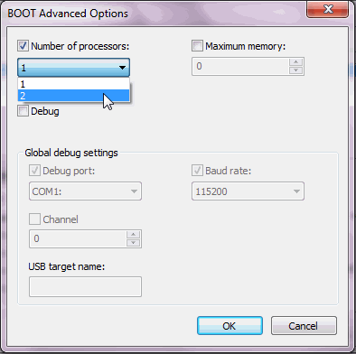 как ускорить загрузку windows 7