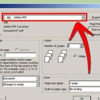 Как создать файл pdf?