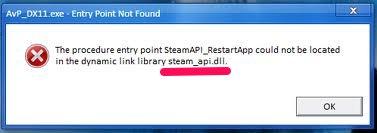 скачать файл steam api dll